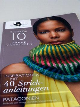 Knit the Cat - Farbe verbindet - Ausgabe 10 Herbst 2018