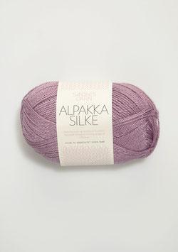 Sandnes Alpakka Silke Farbe 4642 Heidekraut hell