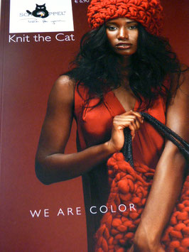Knit the Cat - We are Color Ausgabe 08 Herbst 2016