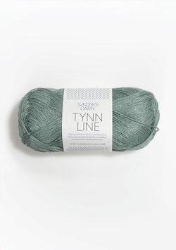 Sandnes Tynn Line Farbe 6841 Aqua - Blaugrün