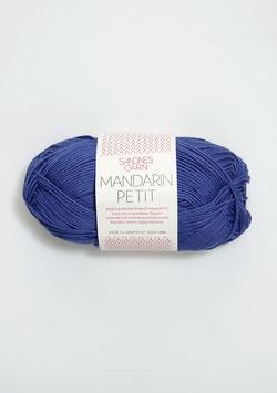 Sandnes Mandarin Petit Farbe 5844 Blau