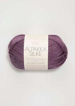 Sandnes Alpakka Silke Farbe 4853 Heidekraut