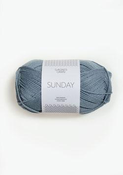Sandnes Sunday Fb 6501 Eisblau