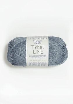 Sandnes Tynn Line Farbe 6531 Eisblau