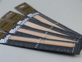 addi Nadelspiel 15cm Bambus