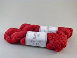 Järbo Llama Silk Fb 12216 Warmes Rot