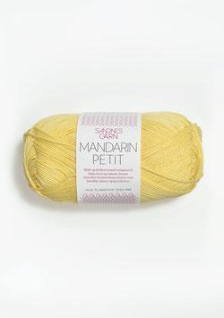 Sandnes Mandarin Petit Farbe 2102 Gelb