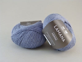 Lamana Merida Farbe 54 Eisblau