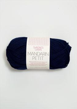 Sandnes Mandarin Petit Farbe 6073 Navy