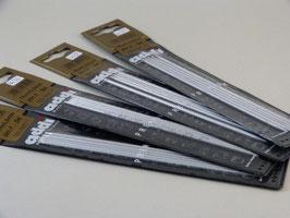 addi Nadelspiel 20cm Aluminium