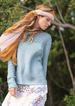 Materialpaket Modell 11/1908 Lace-Pullover