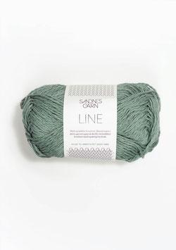 Sandnes Line Farbe 6841 Aqua - Blaugrün