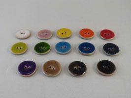 Knopf mit Keramik-Effekt 23mm