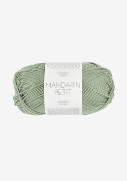 Sandnes Mandarin Petit Farbe 9041 Helles Staubgrün