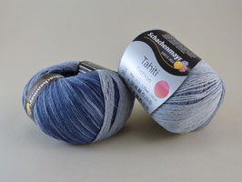 Schachenmayr Tahiti Farbe 7693 Jeans