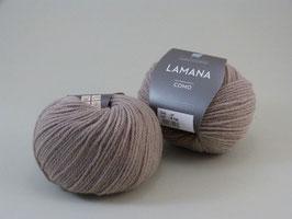 Lamana Como Farbe 37 Perlgrau/Sand