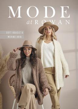 Mode at Rowan Soft Boucle & Merino Aria