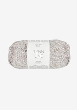 Sandnes Tynn Line Farbe 3820 Perlgrau