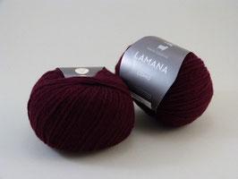 Lamana Como Farbe 16 Bordeaux