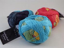 Zauberball Cotton 2338 Echte Abwechslung