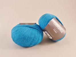 Lamana Piura Farbe 45 Karibikblau