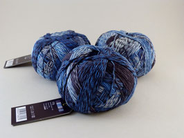 Zauberball Crazy Cotton Stärke 4 Fb 2390 Meer und mehr