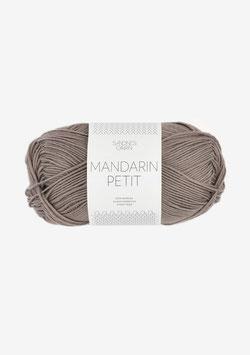 Sandnes Mandarin Petit Farbe 3870 Helles Braun