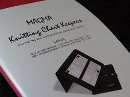 KnitPro Magnetmappe für Mustervorlagen groß