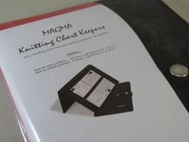KnitPro Magnetmappe für Mustervorlagen klein