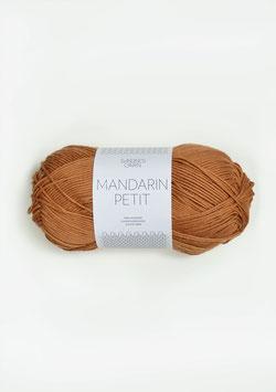 Sandnes Mandarin Petit Farbe 2534 Goldbraun