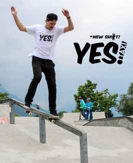 "T-shirt ""YES"""