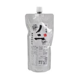 沖縄県産ノニ果汁100% (パウチ) 500ml