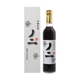 沖縄県産ノニ果汁100% (ビン) 500ml