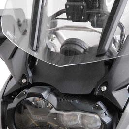Windabweiser unter Windschild BMW R1200GS LC + LC ADV