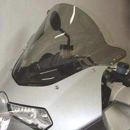 Double Bubble Windschild BMW K1200R Sport