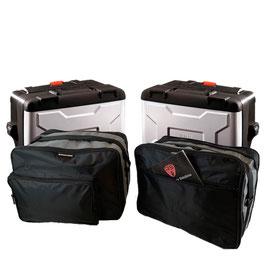 Satz Kofferinnentaschen BMW R1200GS LC & R1250GS