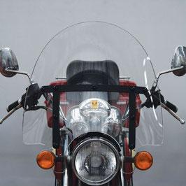 Windschild Moto Guzzi California 1998-2001 -inkl. Halter