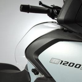 """Windabweiser obere Verkleidung  BMW R1200RT 2010- """"SP8401"""""""