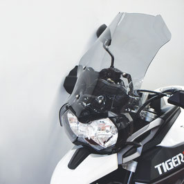 Medium Windschild für Triumph Tiger 800 XCx & XRx