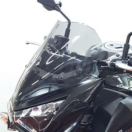 Medium Windschild Kawasaki Z800 & Z800e