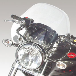 Medium Windschild Moto Guzzi Breva 750