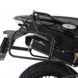 Kofferträgerset BMW F700GS - festverschraubt - schwarz
