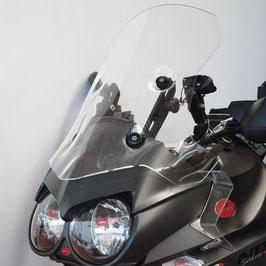 Hohes Windschild Moto Guzzi Stelvio 1200 - 8V