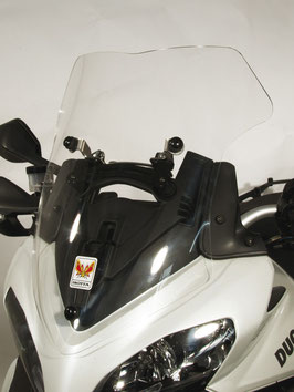 Windschild Ducati Multistrada - Medium