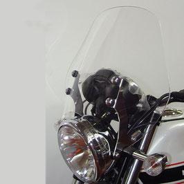 Tiefes Windschild Moto Guzzi V7 Classic
