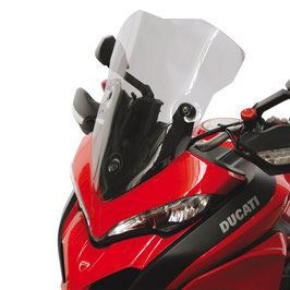 Hohes Windschild Ducati Multistrada 1200 Enduro
