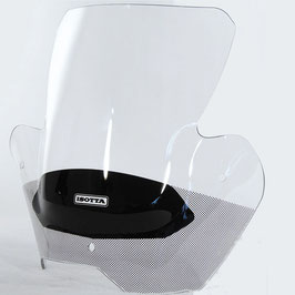 "BMW F800R Double Bubble Windschild ""SC1002"""