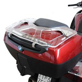 Topcase Reling BMW K1600GT aus Acrylglas (10mm)