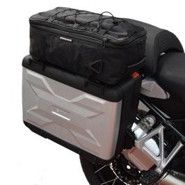 Zusatztaschen auf Koffer BMW R1200 GS, R1250 GS,F700 GS &  F800 GS