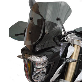 "Kurzes Windschild BMW F800R 2015- ""SC1086"""